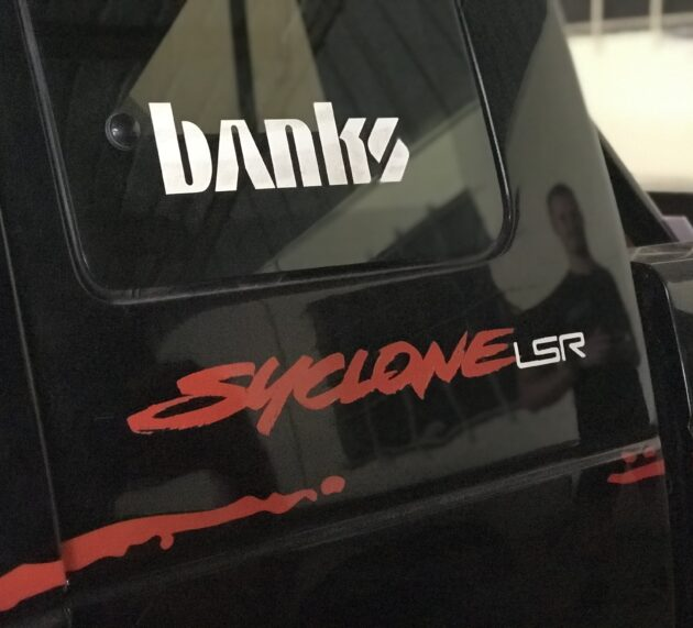 LSR Syclone – News Flash!