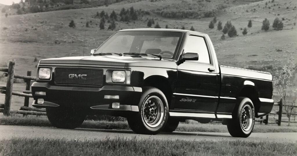 1992 Sonoma GT Press Release