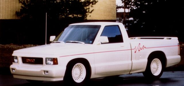1989 GMC Syclone Concepts